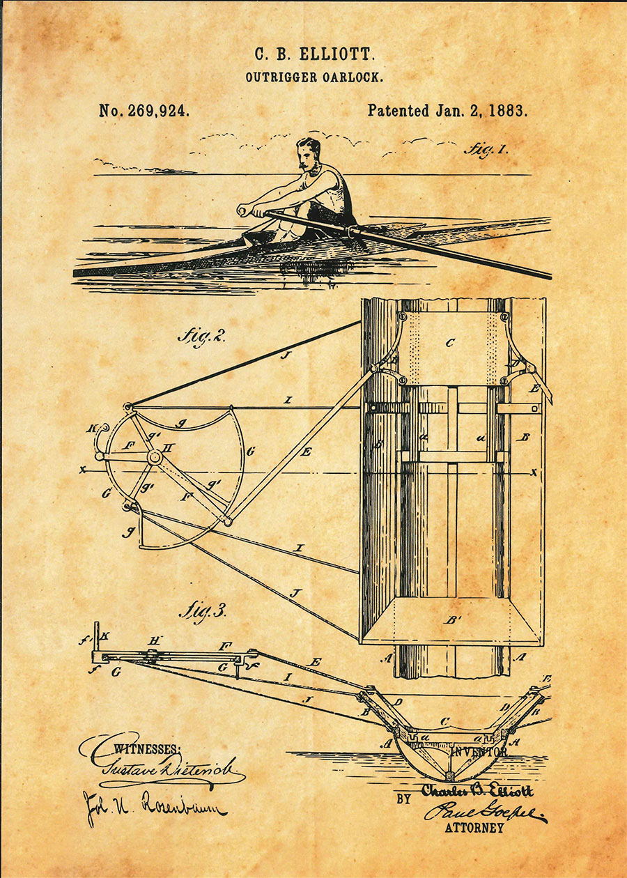 rower-patent